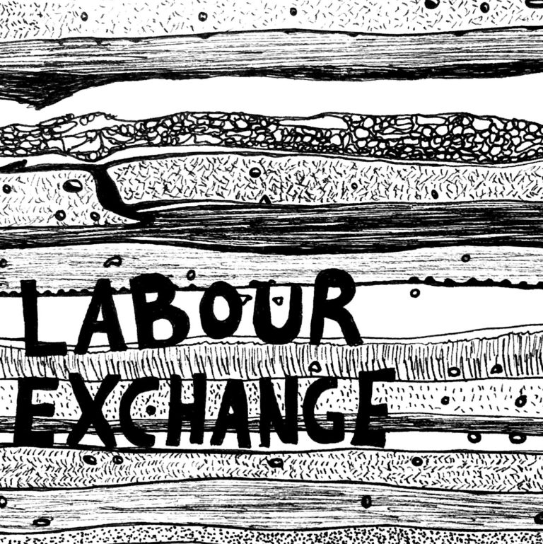 Labour Exchange – Creekside Projects